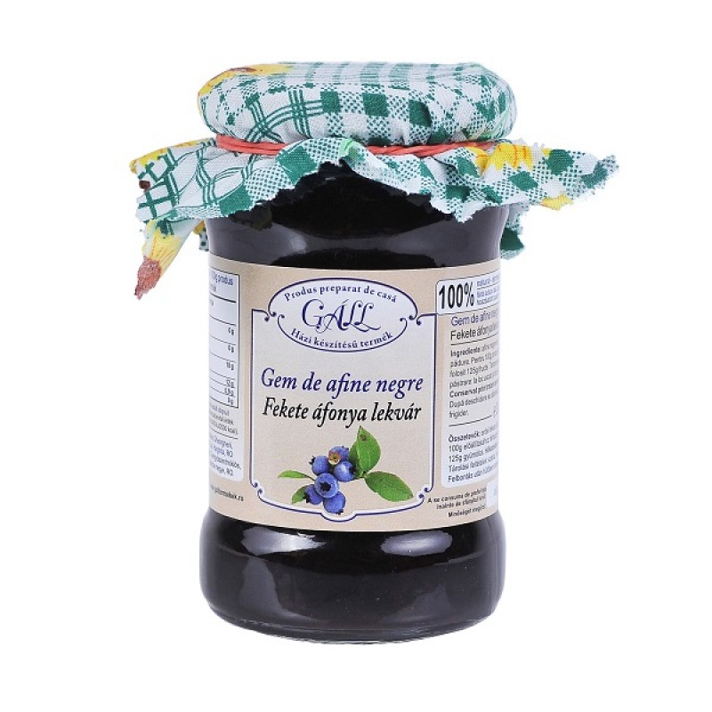 Bilberry Jam 300 g Sugar-Free