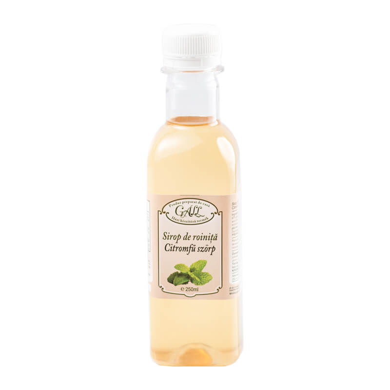 Lemon balm Syrup 250 ml