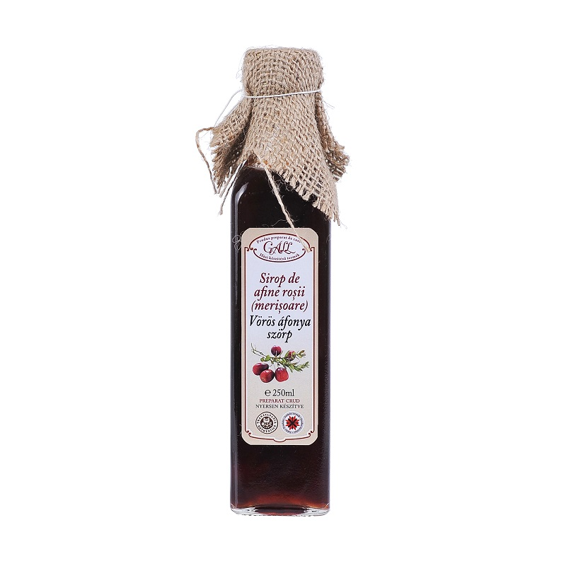 Lingonberry Syrup 250 ml