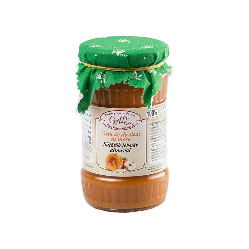 Pumpkin Jam with apple 400 g