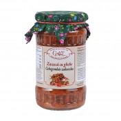 Zacusca with Honey Fungus 340 g
