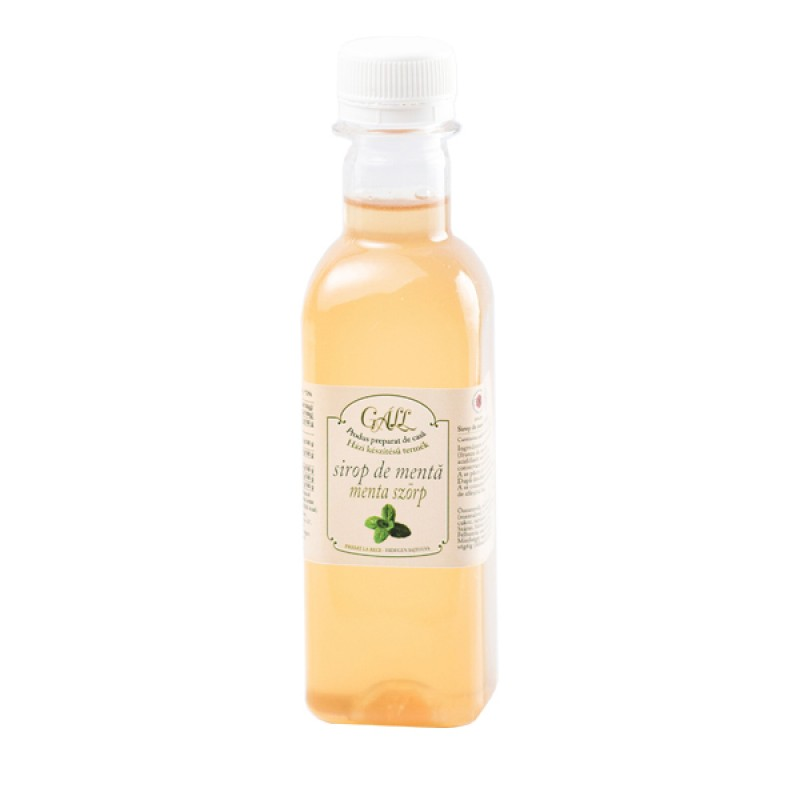 Mint Syrup 250 ml